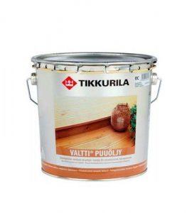 Ulei pentru lemn exterior Valtti_Puuoljy